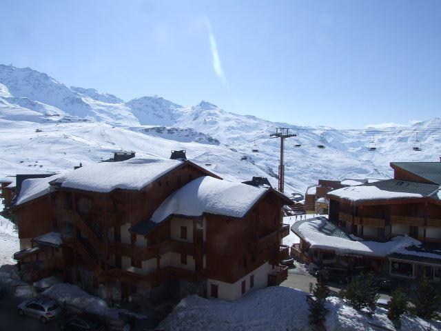HAUTS DE VANOISE 409 / STUDIO 2 PERSONS - 1 BRONZE SNOWFLAKE - VTI