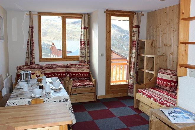 JOKER 139 / 2 ROOMS 4 PEOPLE GRAND COMFORT - 2 SNOW FLAKES SILVER - VTI