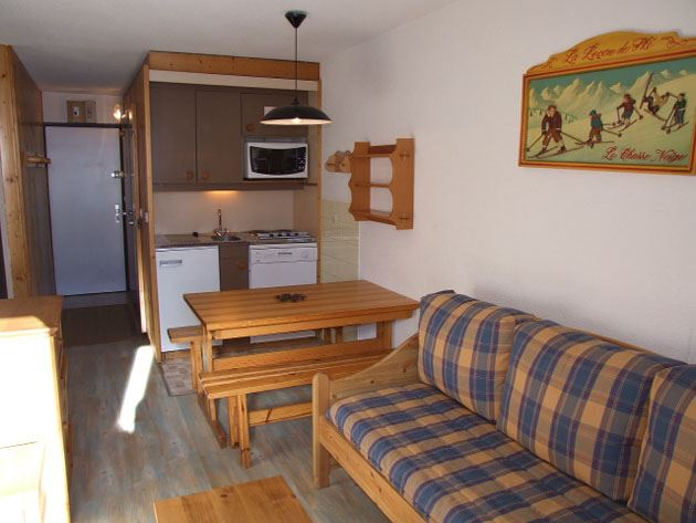 LAUZIERES 610 / 2 rooms 4 people