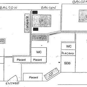 LAC DU LOU 409 / APPARTEMENT 4 PIECES 10 PERSONNES - 3 FLOCONS ARGENT - CI