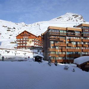 LAC BLANC 306 / STUDIO 4 PERSONS - 1 BRONZE SNOWFLAKE - VTI