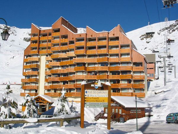 LAC DU LOU 404 / 2 ROOMS 4 PERSONS - 2 BRONZE SNOWFLAKES - VTI