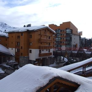 LAC DU LOU 6 / APARTMENT 2 ROOMS 6 PERSONS - 2 BRONZE SNOWFLAKE - VTI