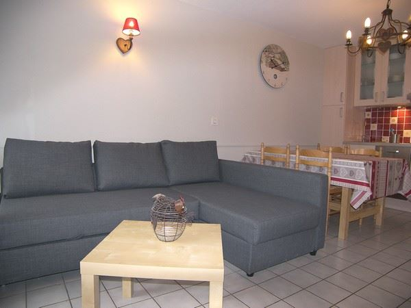 Lion d'Or - L202 - 2 rooms (Not Classified) - 4 people - 27m²