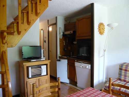 Grizzli - L221- 2 rooms duplex *** - 5/6 people - 30m²
