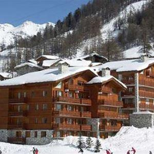 Lägenhet för upp till 6 personer med 4 rum på Praz De La Legettaz - Val d'Isère