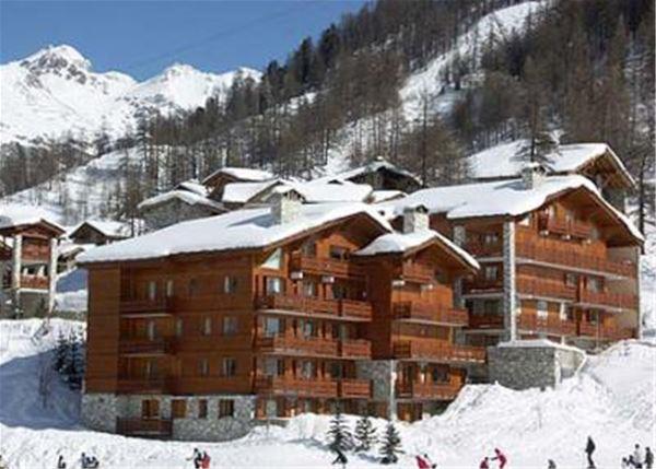 Leilighet for opp til 6 personer med rom på Praz De La Legettaz - Val d'Isère
