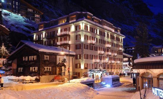 Aparthotel Monte Rosa - Täsch