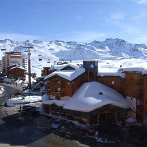 LAC DU LOU 205 / STUDIO 4 PERSONS - 1 SILVER SNOWFLAKE - VTI