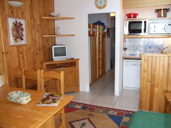 LAC DU LOU 706 / APPARTEMENT 3 PIECES 6 PERSONNES - 2 FLOCONS BRONZE - VTI