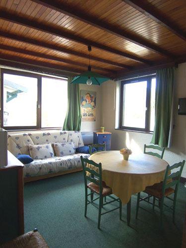 Grizzli - L235 - 2 rooms mezzanine (Not Classified) - 4/5 people - 29m²
