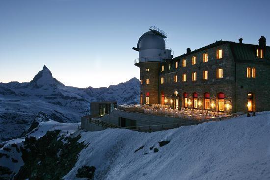 3100 Kulhotel Gornergrat - Zermatt