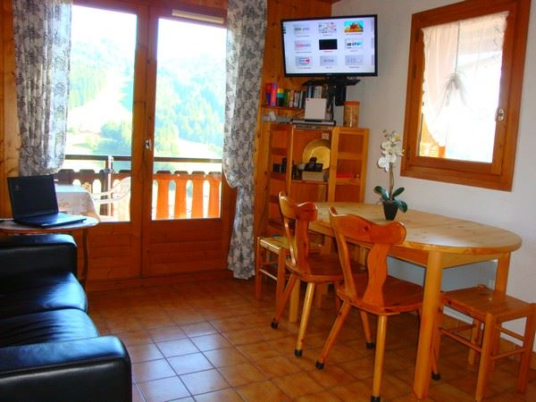 Chantemerle A - L308 - 3 rooms (Not Classified) - 4/6 people - 45m²