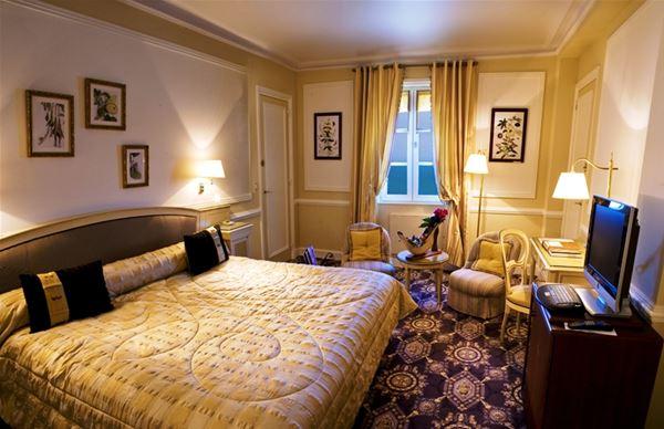 Hôtel du Palais – Palace