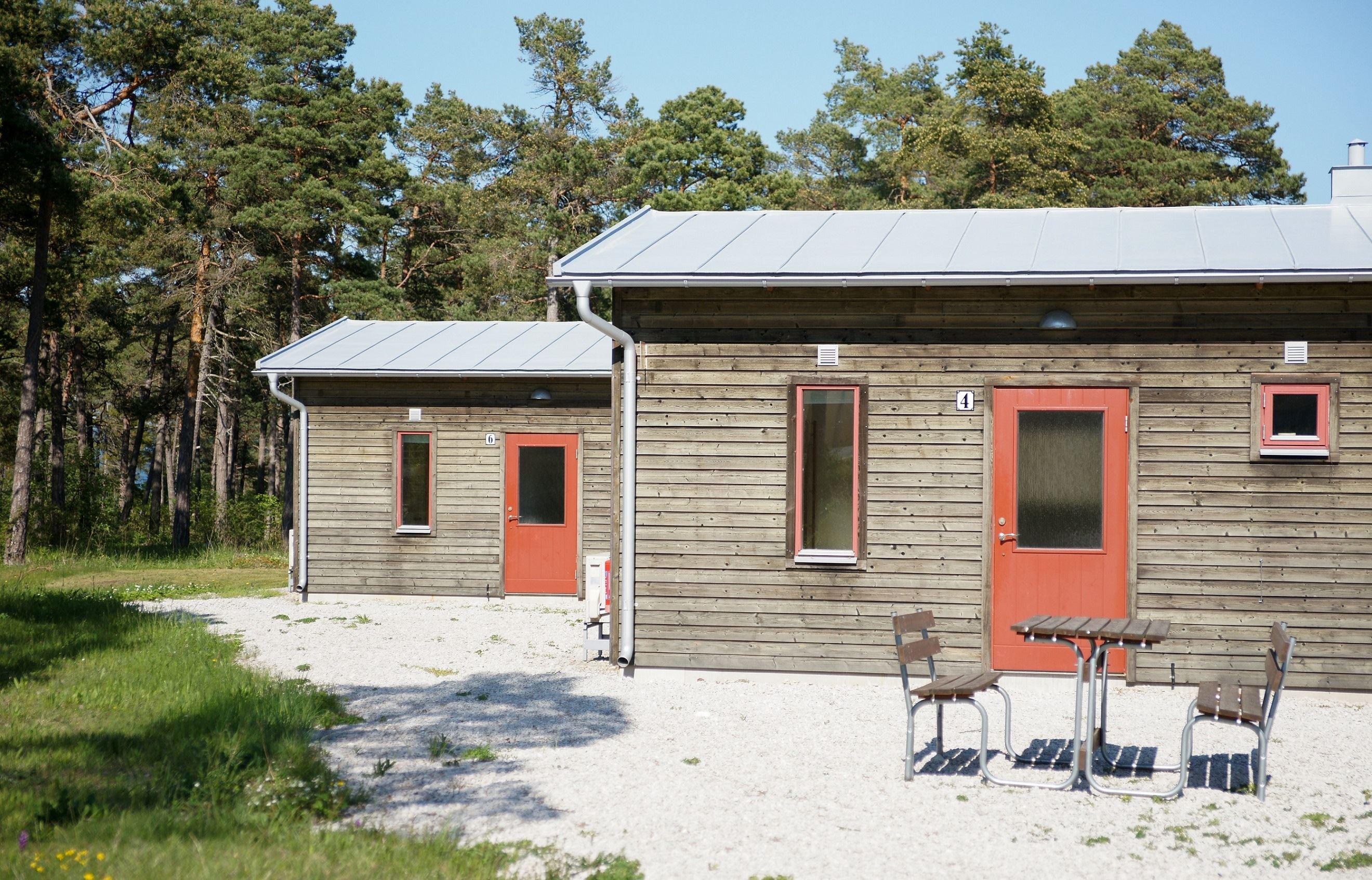 Gotlands IdrottsCenters Stugby