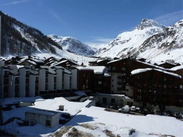 Leilighet for opp til 3 personer med 1 rom på Isere - Val d'Isère