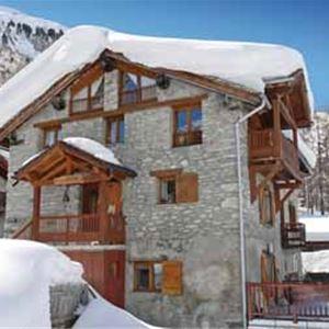 Semesterhus Chalet Ecureuil för upp till 8 personer med 4 rum - Val d'Isère