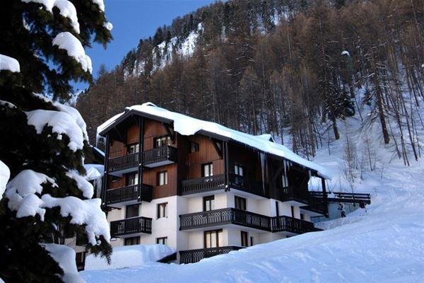 Leilighet for opp til 2 personer med 1 rom på Rogoney - Val d'Isère