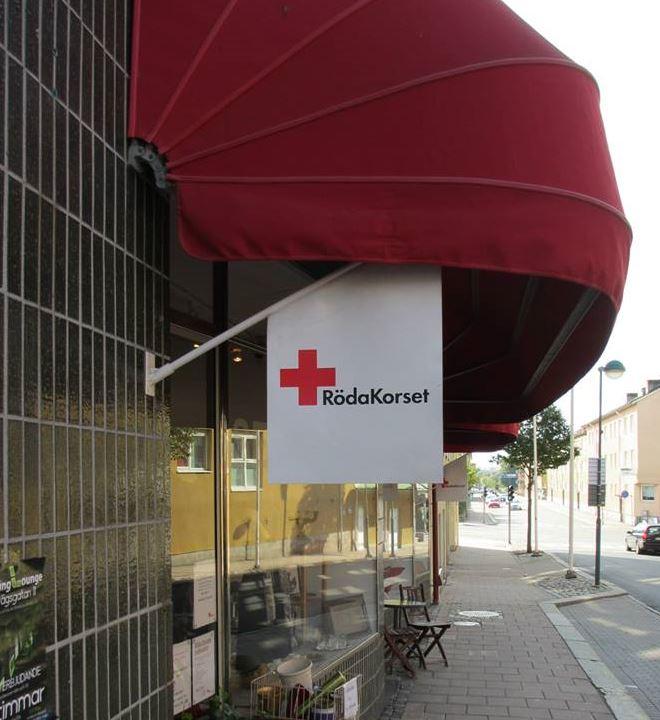 Röda Korset, Röda Korset Mötesplats och secondhand