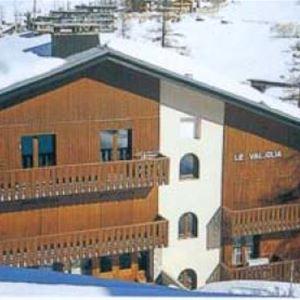 Lägenhet för upp till 6 personer med 2 rum på Val Jolia - Val d'Isère