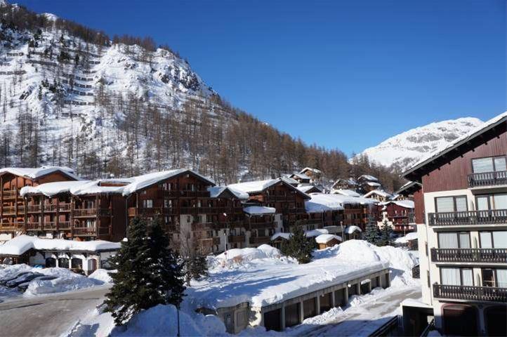 Leilighet for opp til 3 personer med 1 rom på Verdets -  Val d'Isère