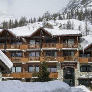 Lägenhet för upp till 3 personer med 1 rum på Solaise - Val d'Isère