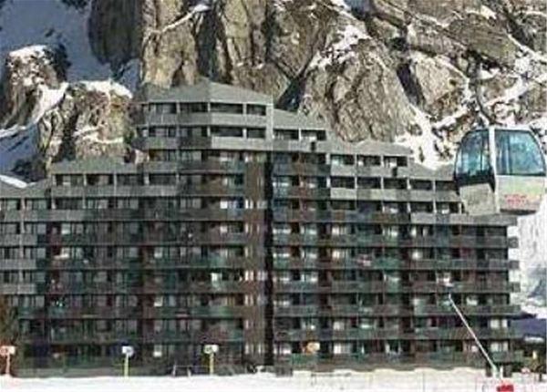Lägenhet för upp till 5 personer med 2 rum på Bellecote - Val d'Isère/La Daille