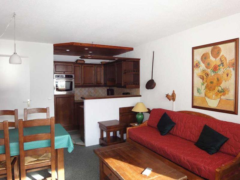 RESIDENCE PLEIN SOLEIL 30040508 - 2 rooms 5 people