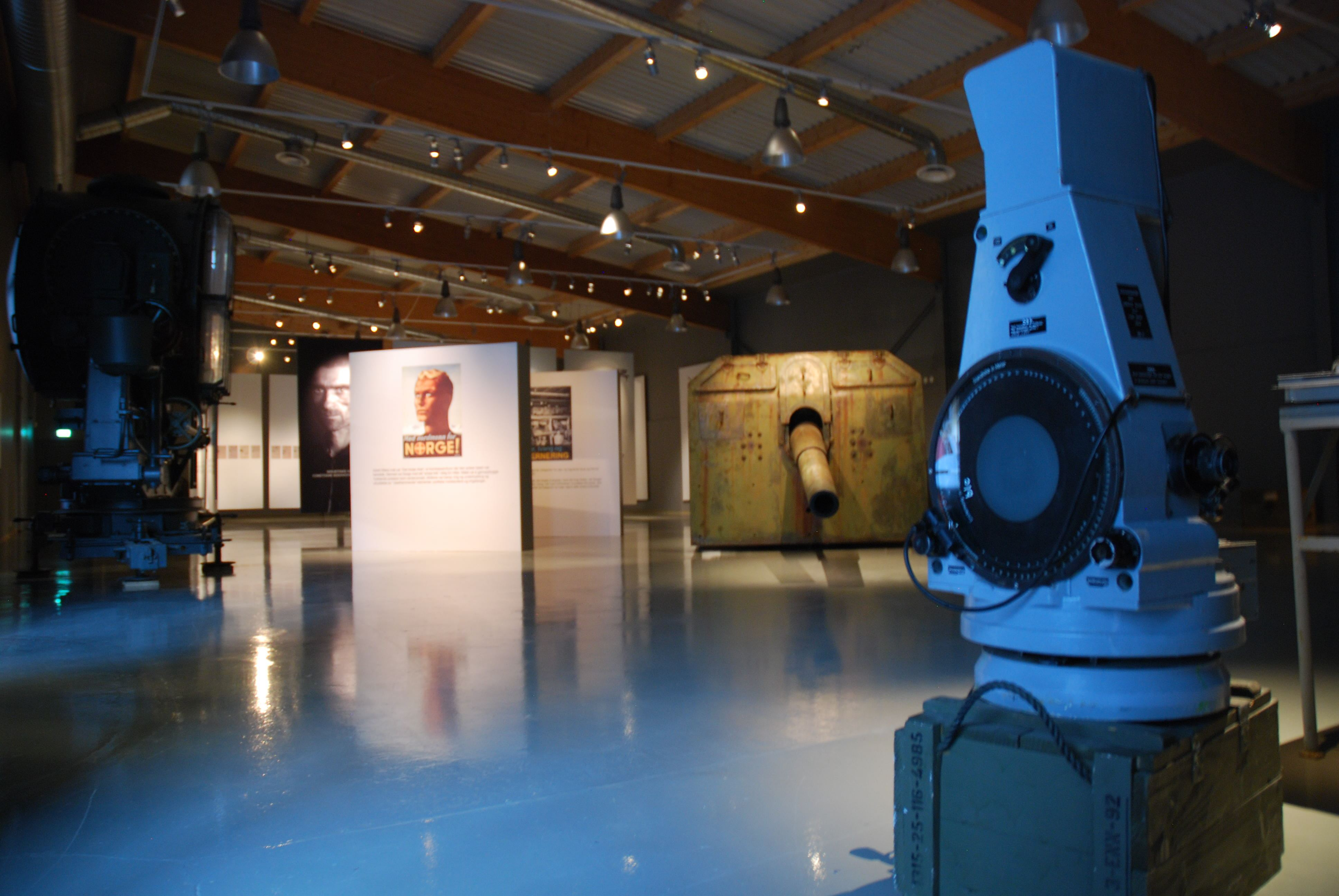 Helgeland Museum avd. Lurøy - Grønsvik Kystfort