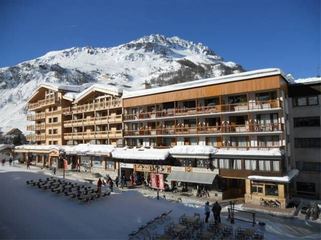 Lägenhet för upp till 4 personer med 1 rum på Val d'Isère Village - Val d'Isère