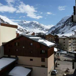 Lägenhet för upp till 4 personer med 1 rum på Cimes - Val d'Isere