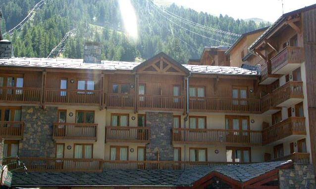 Leilighet for opp til 8 personer med 5 rom på Aquila - Val d'Isère