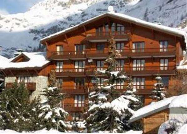 Leilighet for opp til 4 personer med 2 rom på Solaise Plein Sud - Val d'Isere