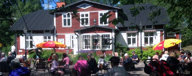 Foto: Café Hembygdsparken, Café Hembygdsparken
