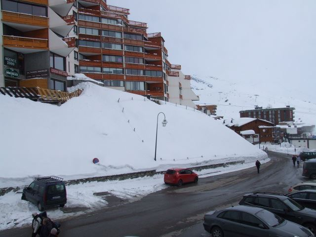 ORCIERE 13 / STUDIO CABIN 4 PERSONS - 2 SILVER SNOWFLAKES - VTI