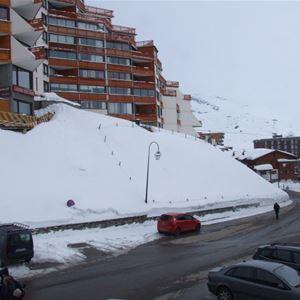 ORSIERE 13 / STUDIO CABIN 4 PERSONS - 2 SILVER SNOWFLAKES - VTI