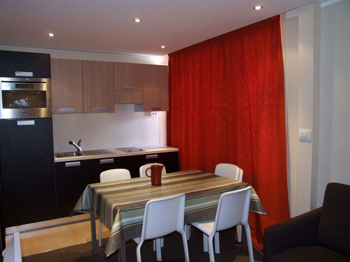 ORCIERE 39 / 2 ROOMS CABIN 4 PERSONS - 3 GOLD SNOWFLAKES - VTI