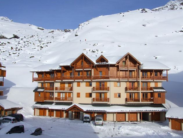 LE PECLET 12 / 4 ROOMS 8 PEOPLE GRAND COMFORT CHARM - 3 SNOWFLAKES GOLD - VTI