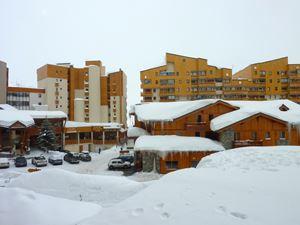 ROCHE BLANCHE 84 / STUDIO 4 PERSONS - 1 BRONZE SNOWFLAKE - VTI