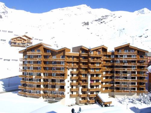 ROCHE BLANCHE 74 / 2 rooms 6 people