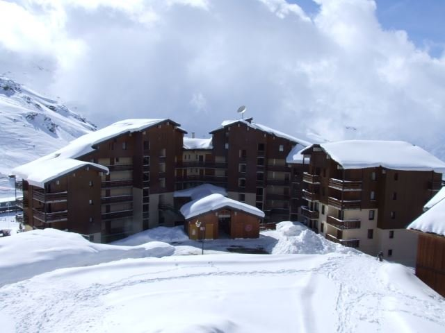 REINE BLANCHE 71 / 2 ROOMS 4 PEOPLE GRAND COMFORT - 3 SNOWFLAKES SILVER - VTI