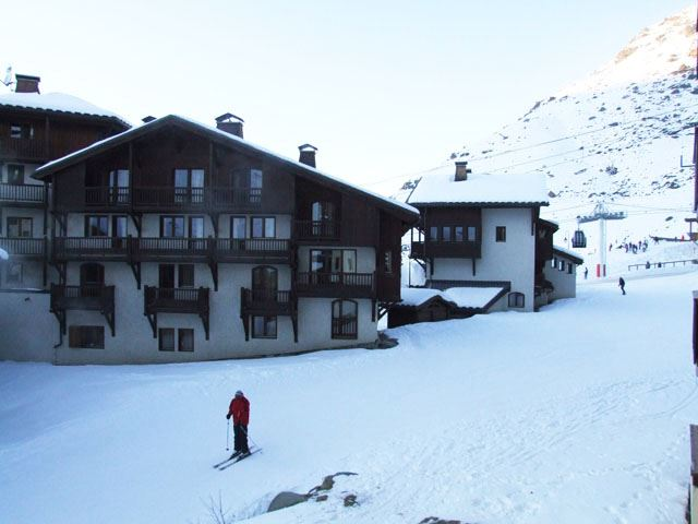REINE BLANCHE 21 / 2 ROOMS 4 PERSONS - 2 BRONZE SNOWFLAKES - VTI