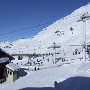 REINE BLANCHE 67 / STUDIO 3 PERSONS - 1 BRONZE SNOWFLAKE - VTI