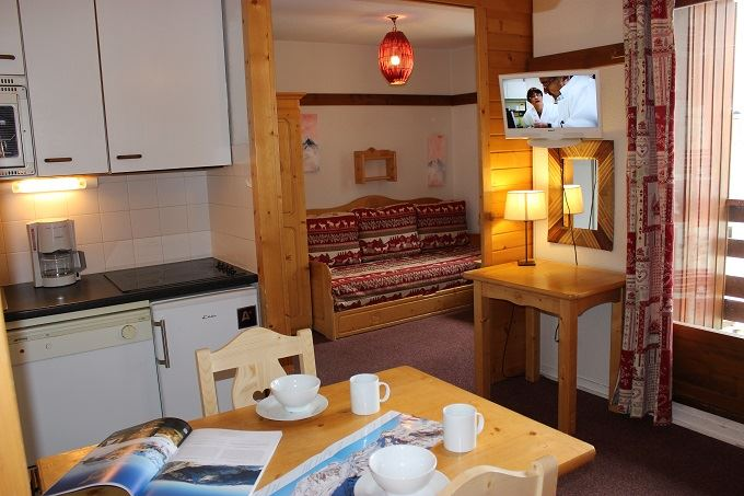 REINE BLANCHE 68 / 2 rooms 4 people