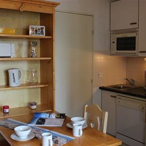 REINE BLANCHE 68 / 2 ROOMS 4 PEOPLE GRAND COMFORT TYPE A