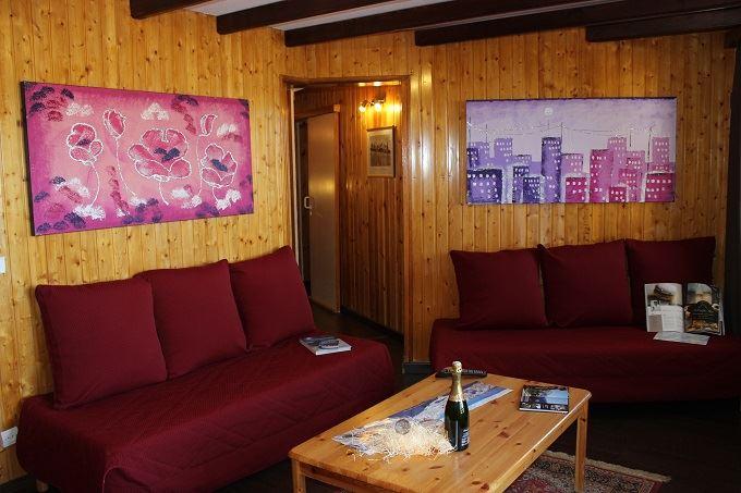 REINE BLANCHE 69 / 3 rooms 6 people