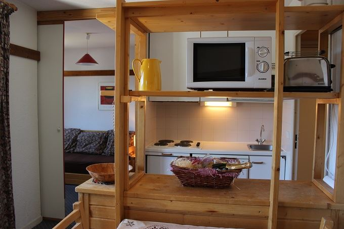 REINE BLANCHE 74 / 2 ROOMS CABIN 4 PEOPLE - VTI