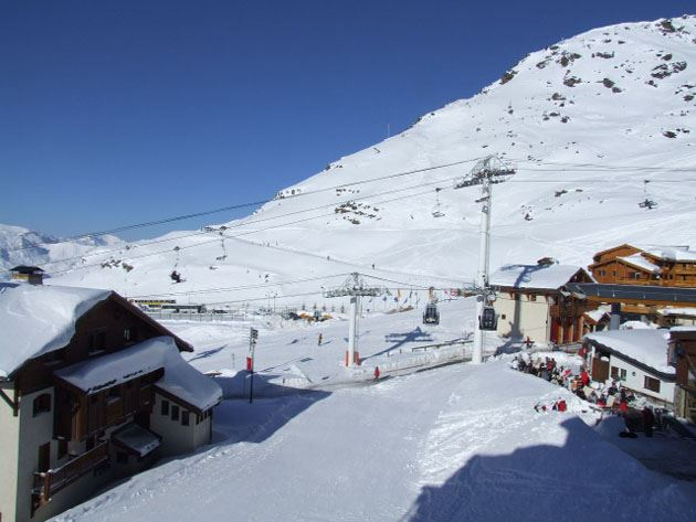 REINE BLANCHE 210086 / 2 rooms 4 people