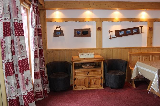 REINE BLANCHE 118 / 3 ROOMS 6 PERSONS - 3 SILVER SNOWFLAKES - VTI