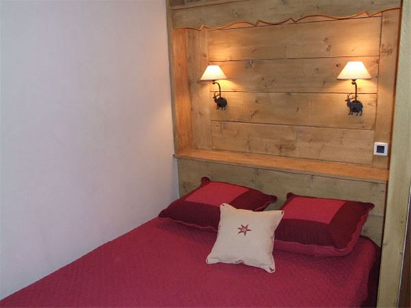 REINE BLANCHE 118 / APARTMENT 3 ROOMS 6 PERSONS - 3 SILVER SNOWFLAKES - VTI